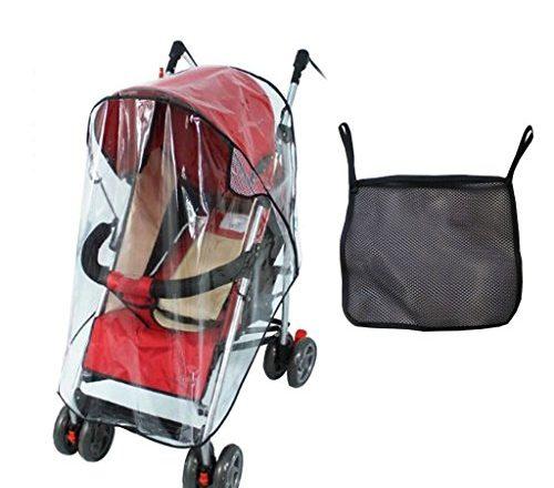 impermeable carrito de bebé