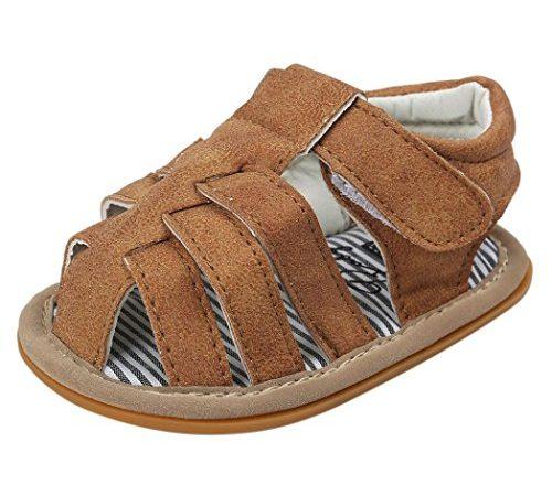 99c786ae1 Zapatos Bebe Niño Verano Xinantime Lona Sandalias de Velcro Suela Blanda  Zapatos del Antideslizante Zapatos casuales Sneaker Para Recién Nacido Niña  Niño ...